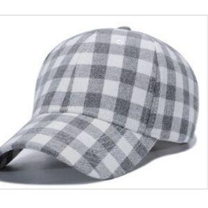 💕⚾️ Cocus Pocus Buffal Check Baseball Cap Hat